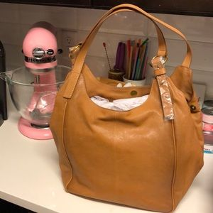 Frye two strap shoulder bag
